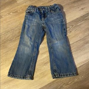 Old Navy 3t boot cut jeans